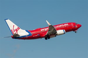 Virgin Blue Airlines Boeing 737-700 VH-VBZ at Kingsford Smith