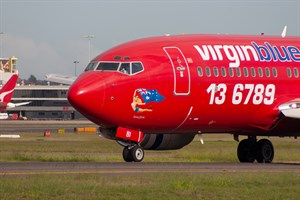 Virgin Blue Airlines Boeing 737-700 VH-VBI at Kingsford Smith