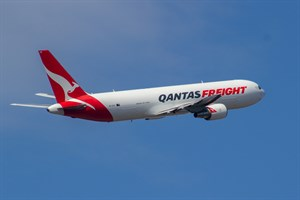 Express Freighters Australia Boeing 767-300F VH-EFR at Kingsford Smith