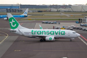 Transavia Airlines Boeing 737-700 PH-XRV at Schiphol
