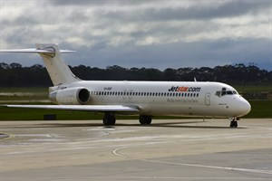 Jetstar Airways Boeing 717-200 VH-IMD at Tullamarine