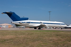 280 Holdings Boeing 727-200 N31TR at Kingsford Smith