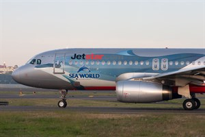 Jetstar Airways Airbus A320-200 VH-VQQ at Kingsford Smith