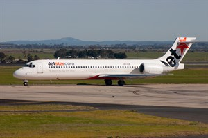 Jetstar Airways Boeing 717-200 VH-VQF at Tullamarine