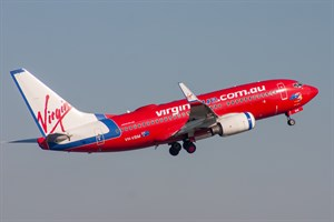 Virgin Blue Airlines Boeing 737-700 VH-VBM at Kingsford Smith