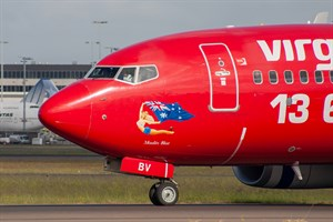 Virgin Blue Airlines Boeing 737-700 VH-VBV at Kingsford Smith