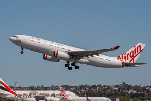 Virgin Australia Airlines Airbus A330-200 VH-XFC at Kingsford Smith