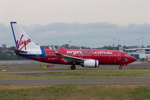 Virgin Blue Airlines Boeing 737-700 VH-VBN at Kingsford Smith