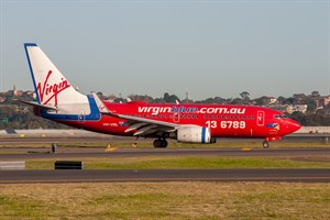 Virgin Blue Airlines Boeing 737-700 VH-VBL at Kingsford Smith